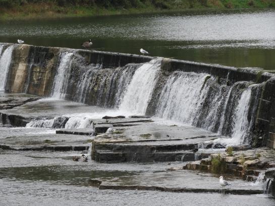 waterfalls St Marys