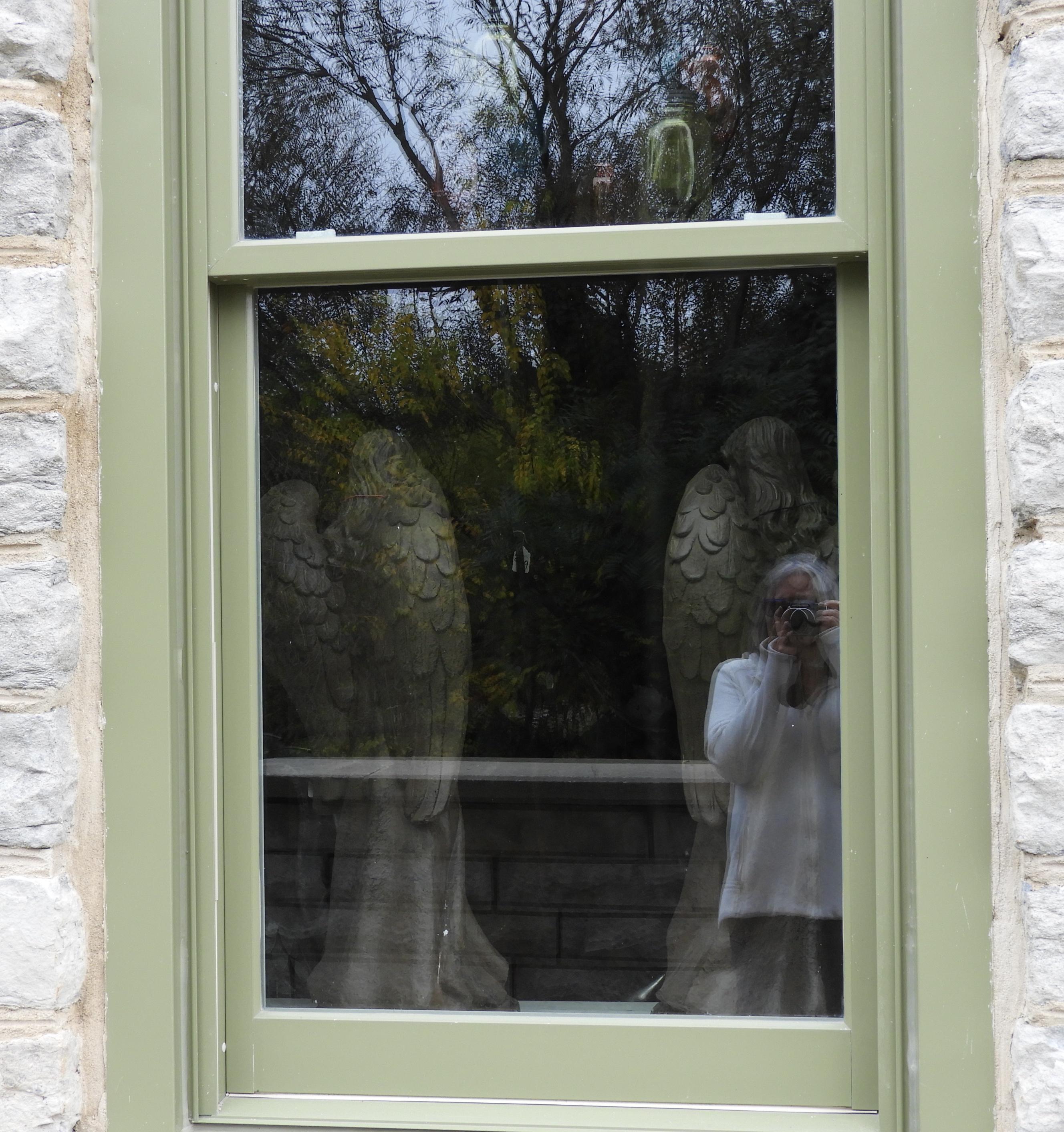 window, photographer