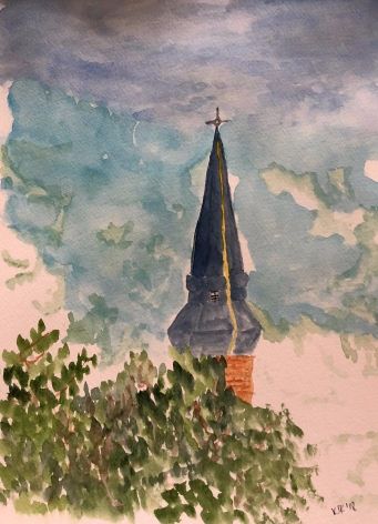 spire art