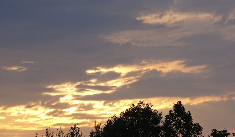 sun's farewell